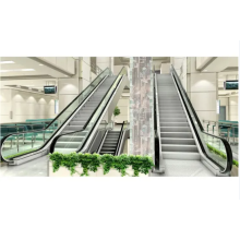 Commercial Escalator with Auto Start Stop Function