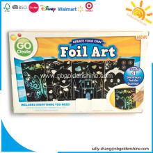 Create Your Own Foil Art