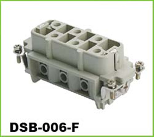 Hd Series Connectors Heavy Duty Connector