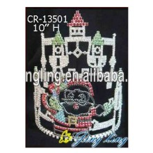 New Design Pageant Crown Castle Shape