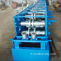 Usine de vente machine de construction cz purlin tôle machinechine