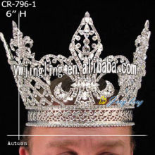 Rhinestone Full Round Kings CR-796