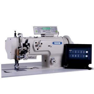 Flatbed Ornamental Stitch Sewing Machine