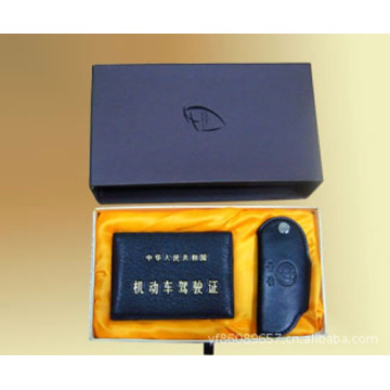 Luxury Top and Bottom Car Key Packaging Box