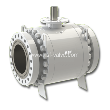 LF2 TRUNNION MOUNTED BALL VALVE