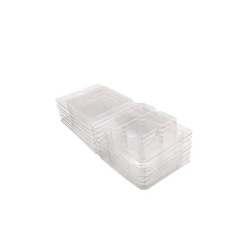Wax melts candle plastic blister packaging clamshell box