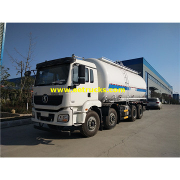 40m3 8x4 Dry Pneumatic Delivery Trucks