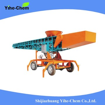 Multifunction Steering Telescopic Conveyors
