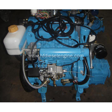 HF-3M78 21HP Small 3 Cylinders Performance Marine Engine Diesel Inboard Engines