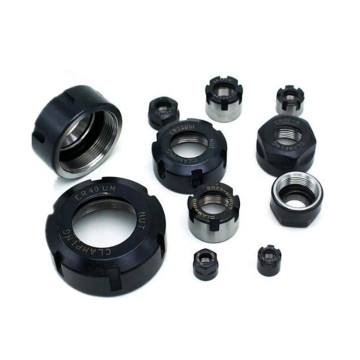 CNC tool accessories Clamping Nut For Collet Chuck