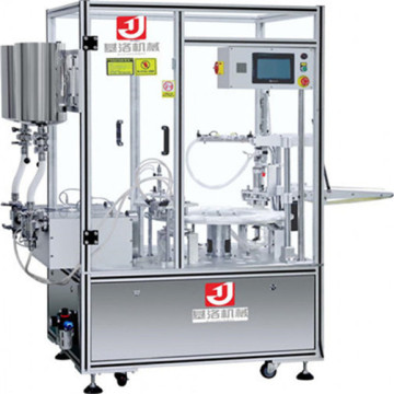 Three-color Air cushion BB filling machine