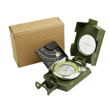 Multifunctional Military Compass Brunton Compass