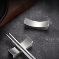 Chopsticks Holder Matte Polish Stainless Chopsticks Rest