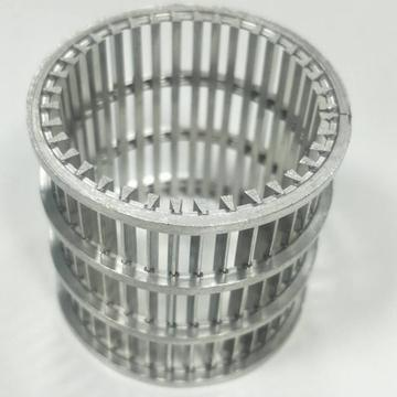 304 Axial Internal Wire Filter Element