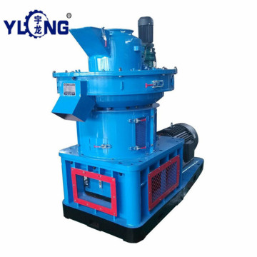 Wood sawdust pellet machine equipment Xgj850 mill