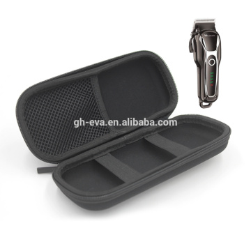 Black rectangle carrying tool case