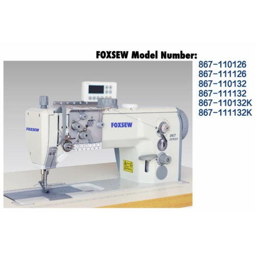 Durkopp Adler 867 Series Heavy Duty Sewing Machine