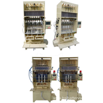 Gel Filling Machine (Double quantitative cup)