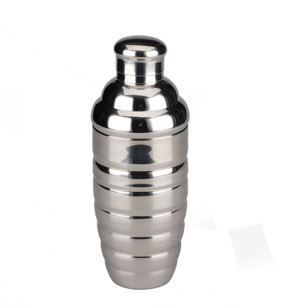 Mirror Finish Cocktail Shaker
