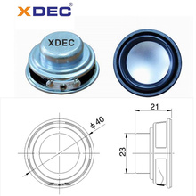 Waterproof Multimedia Speaker System 40mm 4ohm 3w