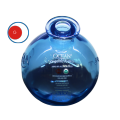 Blue Ocean Glass Vodka Bottle