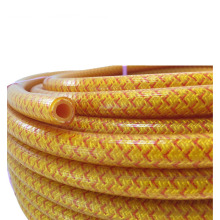 High pressure hydraulic hose pvc nylon braided hose