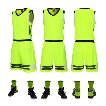 Beste basketbaluniform voor heren en kind