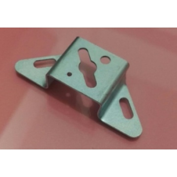 Nickel Plated Steel Sheet Metal Stamping Part