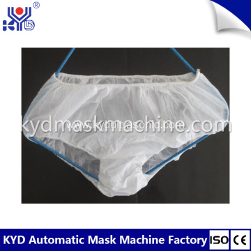 Disposable Non Woven Men's Under Briefs Making Machine