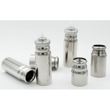 MDI canisters Plain. canisters