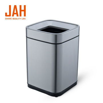 JAH 15L Small Household Usage Garbage Wastepaper Basket