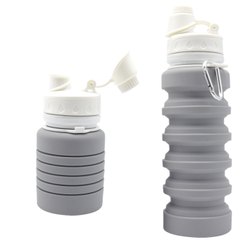 Leakproof Amazon selling silicone water bottle