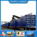 Rail freight forwarder from china shipping logistics rail transportation train freight to Europe