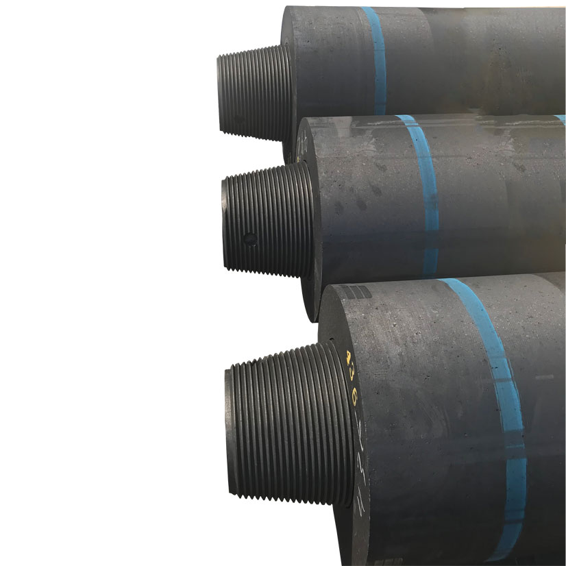 UHP 600mm Diameter Graphite Electrode for EAF LF