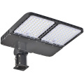 ETL 200W Led Shoebox Pole Lighting