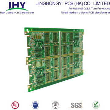 10 Layer PCB Manufacturing Lead Free 94v0 10 Layer Multilayer PCB