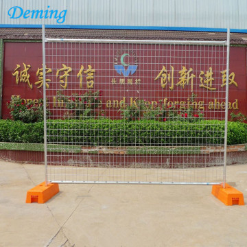 Construction Fence Panels Portable Temporary Fence