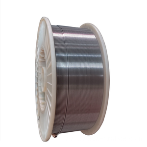 Hardfacing wear resistant flux cored welding wire