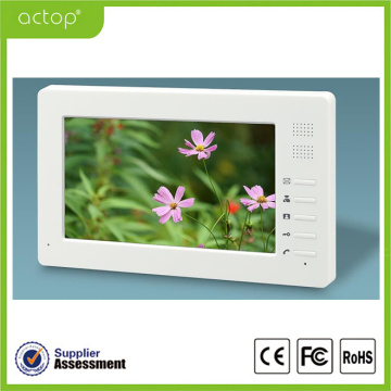 TCP IP Apartment Video Intercom System