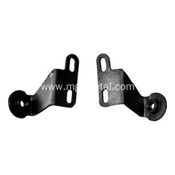 Motorcycle Mount Lighting Brackets With Self-clinching Nuts