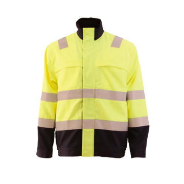 Flame Retardant Jacket Fire Tahan Pakaian Fr Workwear