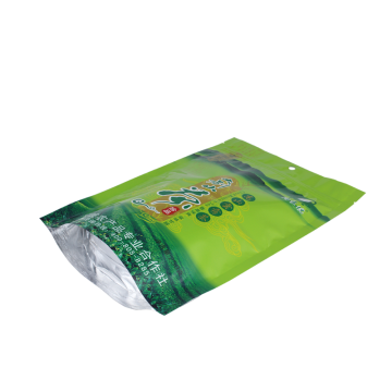 Foil Stand Up Bags with Window