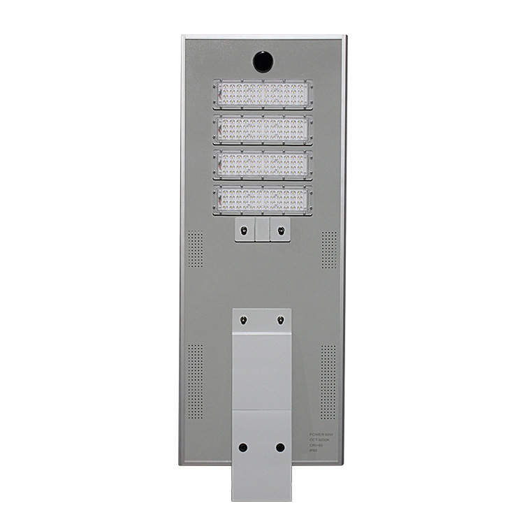 80w Induction Solar Led Street Lights