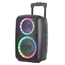 Stable Quality  Portable Battery Speaker With MIC