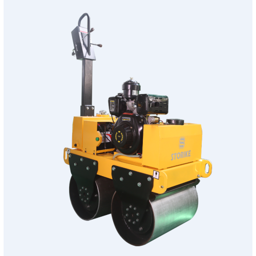 600kg weight of industrial roller compactor for sale
