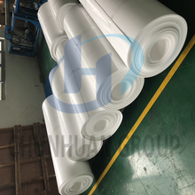PTFE Roll Sheet Skived Sheet