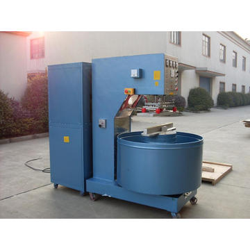 High frequency biogas bag plastic welding machine