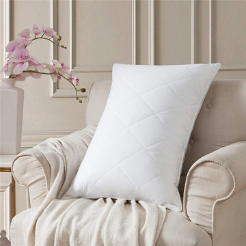 White 100% Down Premium Hotel Quality Queen Pillow