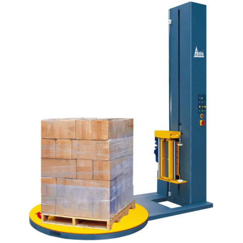 Classic pallet stretch wrapping machine