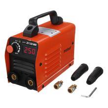 ZX7-250 250A Mini Electric Welding Machine Portable Digital Display MMA ARC DC Inverter Plastic-welder Weld Equipment Durable